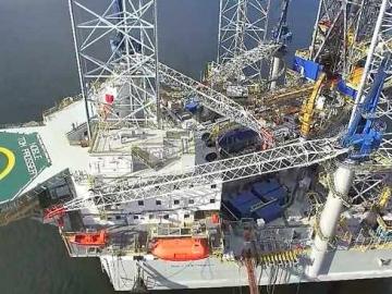 Noble Corporation's Offshore Drilling Jackup Rig Tom Prosser
