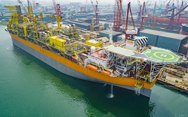 The World's Deepest Offshore Production Facility- Shell's Turritella FPSO