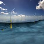 Statoil's Hywind Floating Offshore Wind Farm, Scotland