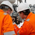 TAQA Offshore Oil And Gas Workers, North Sea