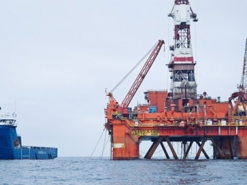 Offshore Drilling Rig, The Transocean Arctic