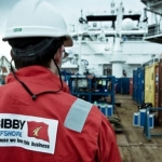 Bibby Offshore Worker