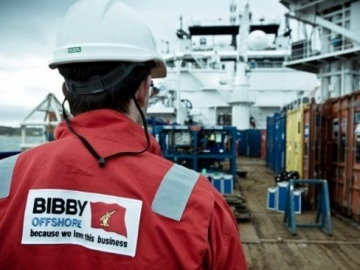 Bibby Offshore Worker