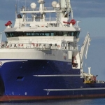 Bibby Offshore Dive Support Vessel Bibby Sapphire