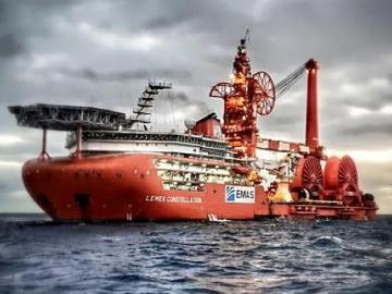 EMAS Offshore Subsea Construction Vessel, Lewek Constellation