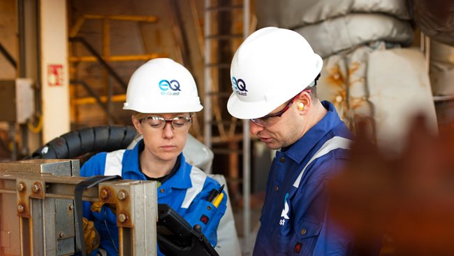 EnQuest Offshore Oil And Gas Workers, UK North Sea