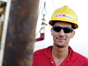 KCA Deutag Offshore Drilling Worker