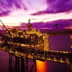 UK Oil And Gas Production Rises Due In Part To Nexen Buzzard Platform UK North Sea