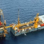 Seadrill Offshore Drilling Barge T 15