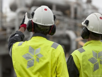 Statoil Offshore Oil & Gas Workers