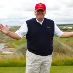 Donald Trump Has Said An Offshore Wind Farm Would 'Spoil The View' From His Aberdeenshire Golf Course