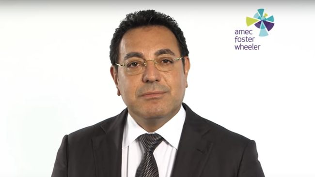 Amec Foster Wheeler To Get New Boss As Samir Brikho Goes
