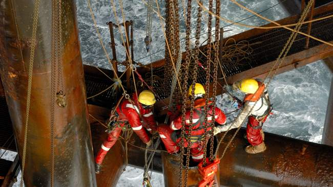 Cape Expands Into Malaysian Offshore Oil And Gas- Cape Specialist Access Offshore Workers