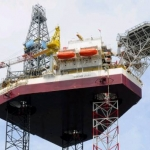 Keppel Delivers Offshore Drilling Rig
