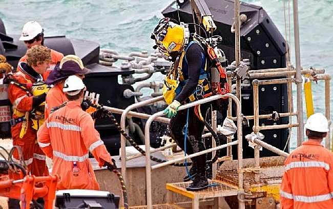 Neptune Offshore Oil And Gas Divers