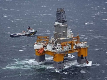 Odfjell Drilling Offshore Semisubmersible Rig Deepsea Aberdeen - Offshore Drilling Jobs