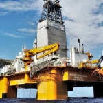 Odfjell Drilling Offshore Drilling Rig Deepsea Stavanger - Odfjell Drilling Win UK West Of Shetland Work