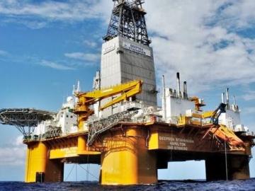 Odfjell Drilling Offshore Drilling Rig Deepsea Stavanger - Odfjell Drilling Win UK West Of Shetland Work