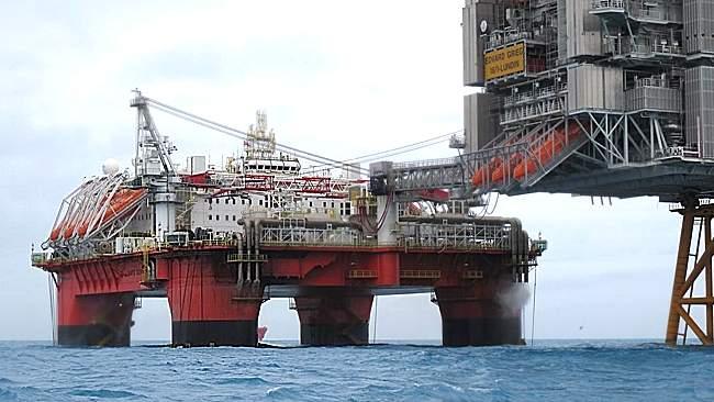 Prosafe Safe Boreas Working Alongside The Statoil Edvard Grieg Offshore Platform, North Sea. Prosafe Wins More Statoil Work