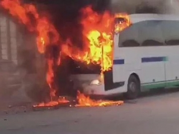 Terrorists Hit Saudi Aramco Oil Workers Bus, In Qatif