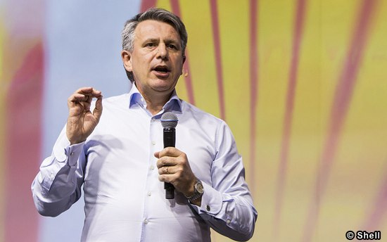 Yes Vote For $70 Billion Shell BG Group Merger - Shell CEO Ben van Beurden