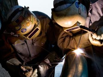 Technip Serimax Joint Venture- Technip Offshore Welders