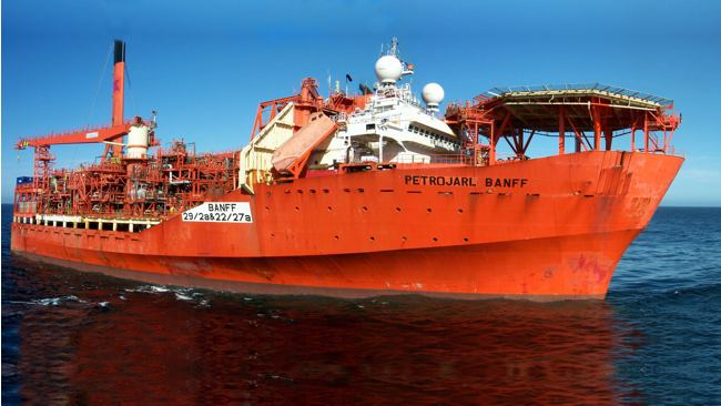 CNR Operated North Sea Banff FPSO Mooring Failure