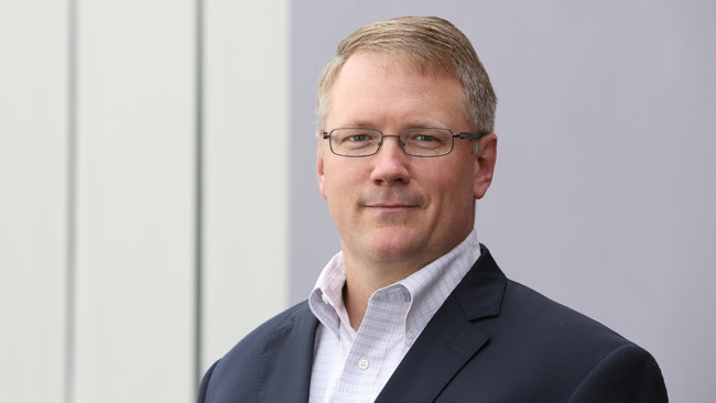 Expro CEO Mike Jordon