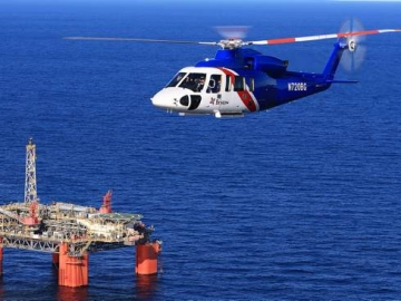 Bristow Grounds S-76s After Offshore Helicopter Crash
