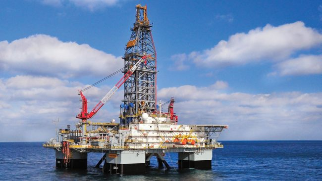 Ensco Wins Drilling Work With Oil Major Chevron