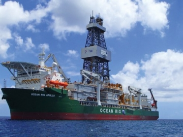 Total Terminates Ultra Deepwater Drillship Apollo