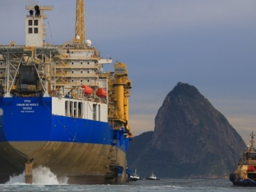 First Oil Achieved From Petrobras Campos FPSO