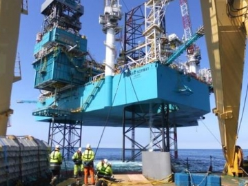 Rowan Drilling To Start Work On ConocoPhillips Ekofisk