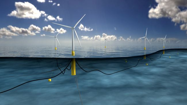 Statoil Hywind Wind Farm UK