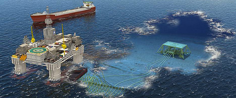 Statoil Njord And Hyme Fields
