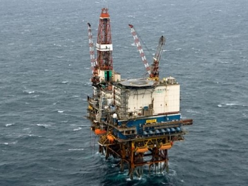 North Sea Platform Down Manned As Lights Go Out