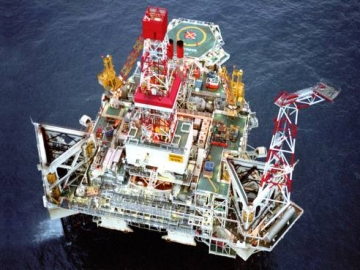 Gas Leak Shuts Down North Sea Platform TAQA