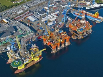Offshore Diver Killed In Norwegian Shipyard