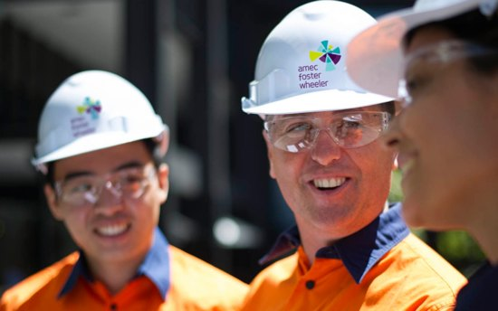 Amec Foster Wheeler Wins Major BP Contract