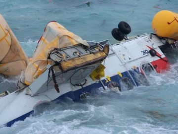 Pilot Error Caused Offshore Helicopter Crash Says AAIB