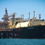 First LNG Shipment From Giant Gorgon