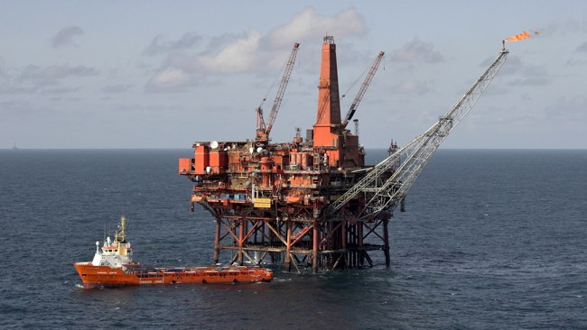 Incident Causes Damage To North Sea Murchison