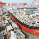 COSCO Wins Jackup Rig Build