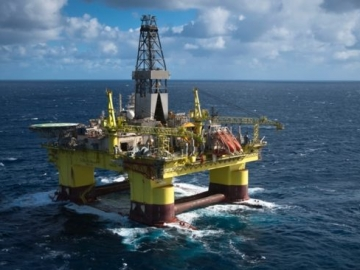Naughty Step No Longer For COSL Drilling Rig