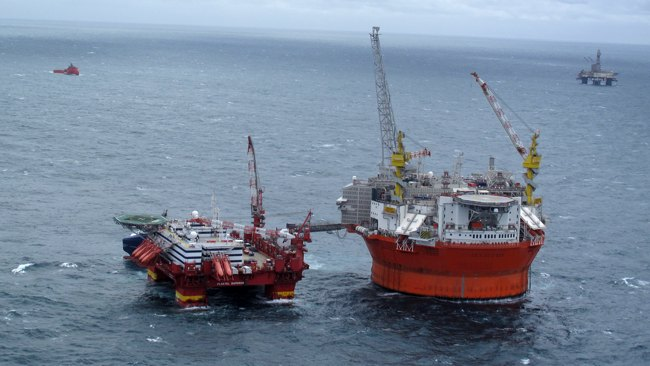 First Production At Arctic Offshore Goliat Field