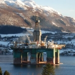 Drilling Rig Leiv Eiriksson Prepares For Barents Sea