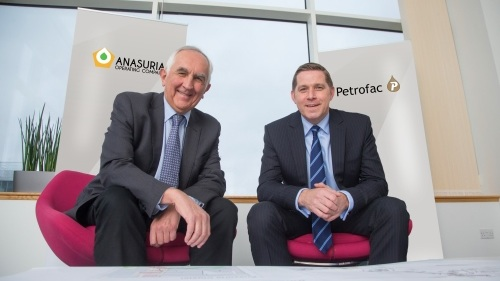 Petrofac Anasuria Duty Holder Deal
