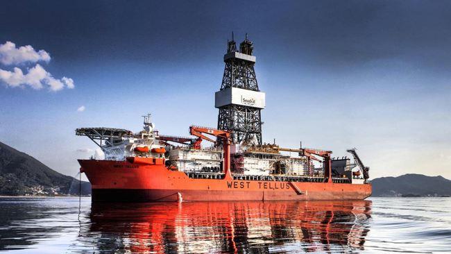 Seadrill Secures Drillship Extension