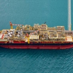 TEN FPSO Arrives Infield Offshore Ghana