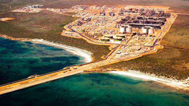 Chevron Gorgon Project, Barrow Island, Offshore Western Australia